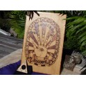 Voodoo Hamsa Hamesh Hand Ouija Board