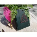 Book of Shadows Leather Binder